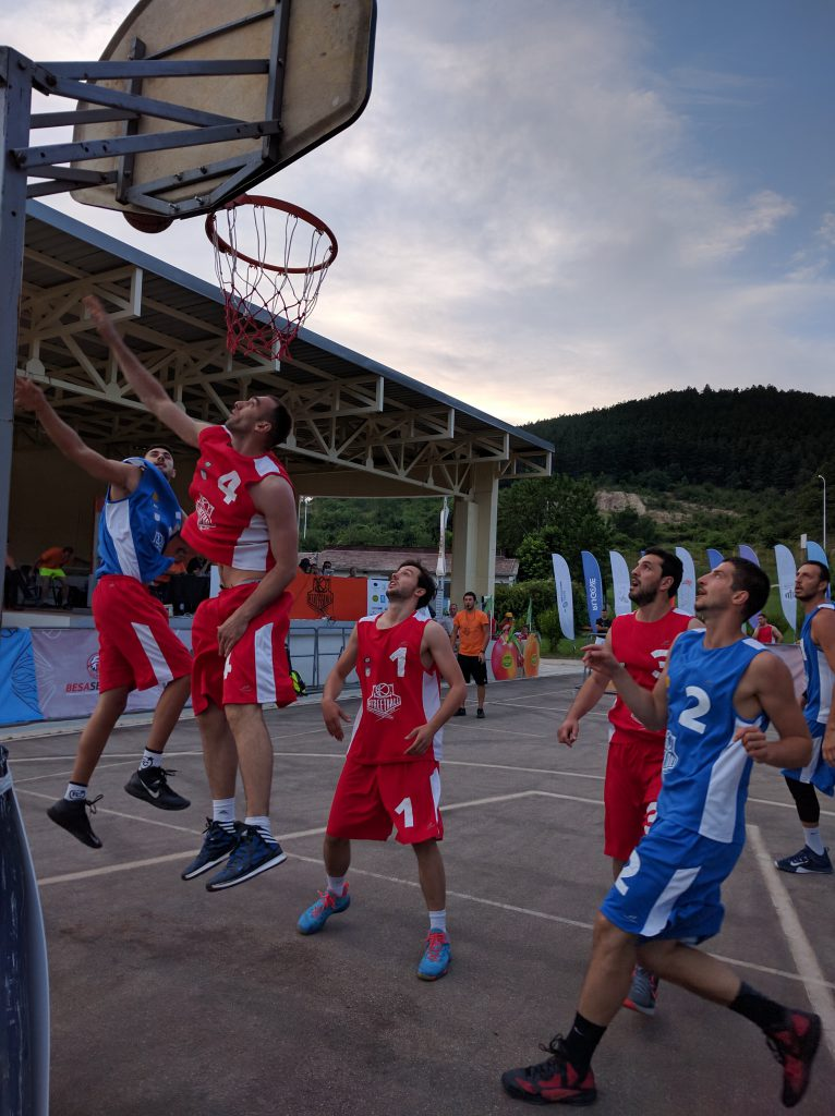 Streetball Kosova International 2016
